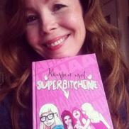 August, 2014: Første eksemplar av boka er i hus!