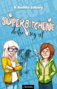 Coveret på bok nr. 2 i serien.