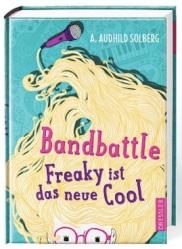 """Coveret på den tyske oversettelsen av """"Kampen mot superbitchene"""". Helt ny tittel også!"""