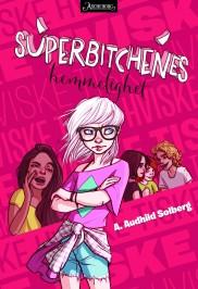 Coveret på bok nr. 4 i serien.