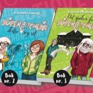 Alle bøkene i serien samlet.